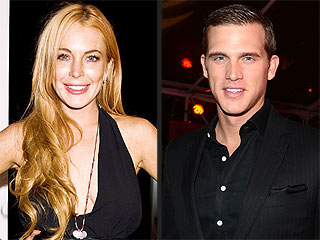 Lindsay Lohan Is Dating a Football Player