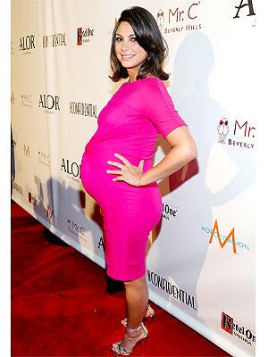 Emmys Morena Baccarin Pregnant