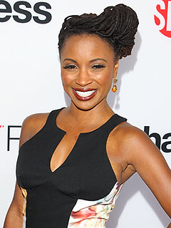 Shanola Hampton Pregnant Expecting Baby Girl