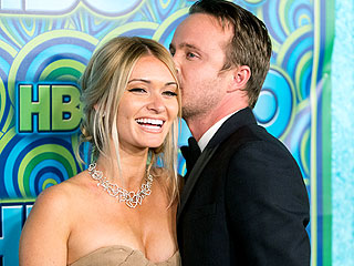 What Romantic Thing Does Aaron Paul Tell His Wife Every Day?