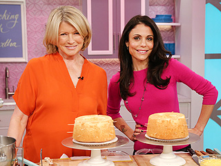 Martha Stewart Thinks Bethenny Frankel Will Marry Again | Bethenny Frankel, Martha Stewart