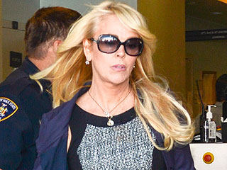 Dina Lohan Ordered to Perform Community Service for DUI Bust
