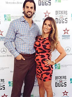 Eric Decker and Jessie James Expecting Daughter