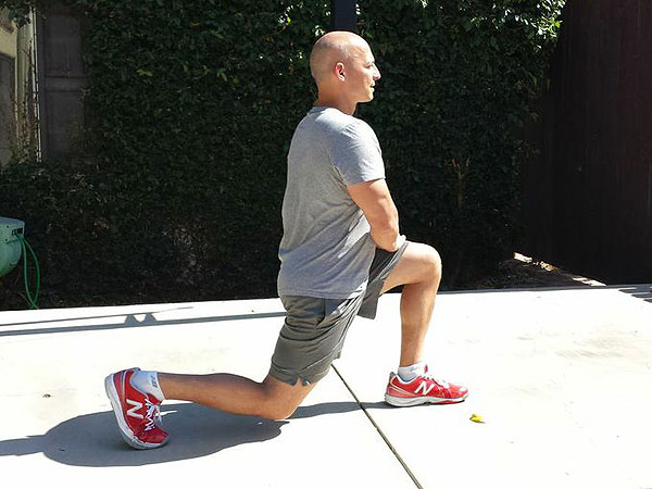 Harley Pasternak Blogs: Lunges for Killer Legs| Celebrity Blog, Health, BodyWatch, Harley Pasternak