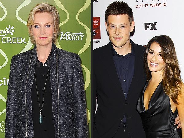 Jane Lynch: Losing Cory Monteith Has 'Just Been Brutal' for Lea Michele
