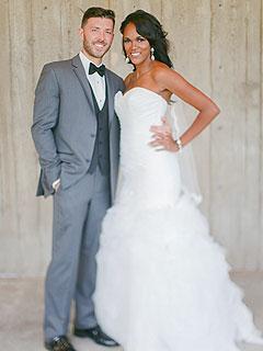 See The Amazing Race Winner Jen Hoffman's Wedding Photos