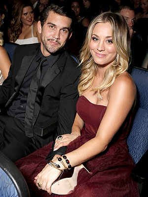 Kaley Cuoco Engaged to Ryan Sweeting