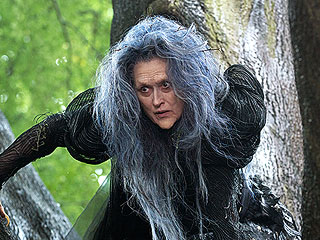 Boo! Why Is Meryl Streep Dolled Up Like a Witch?