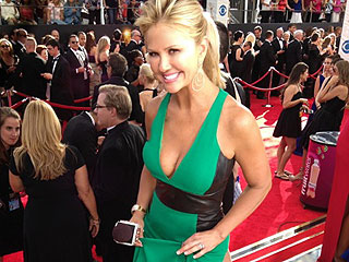 Nancy O'Dell's Emmy Blog: What Made the Red Carpet Sizzle