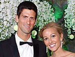 Novak Djokovic Welcomes Son Stefan