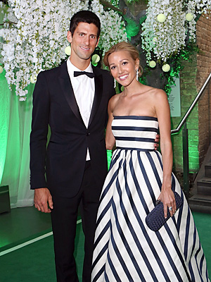 Novak Djokovic Welcomes Son
