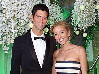 Tennis Star Novak Djokovic & Fiancée Have Wed: Reports