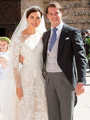 Prince Félix of Luxembourg Marries Claire Lademacher in Fairytale Second Wedding