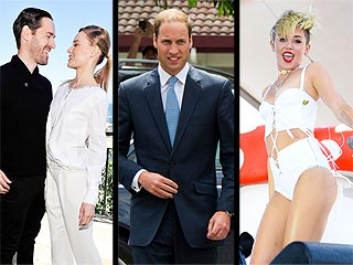 Miley Cyrus Cries & Twerks, Kate Bosworth Makes Us Awww & More Weekend News | Kate Bosworth, Miley Cyrus, Prince William