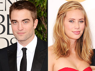 Robert Pattinson Gets Flirty with Dylan Penn | Robert Pattinson
