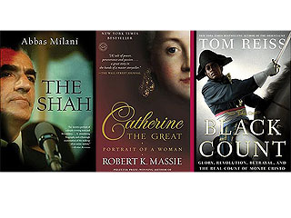 What We're Reading This Weekend: Gripping Historical Biographies