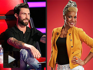 Adam Levine Dominates Fellow Voice Coaches During Blind Auditions