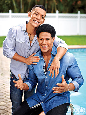 Darren Young: I Was 'Terrified' to Come Out
