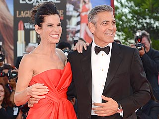 George Clooney on His Friend Sandra Bullock: She's Had Tough Years | George Clooney, Sandra Bullock