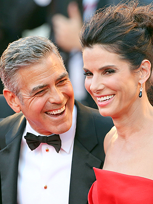 George Clooney on His Friend Sandra Bullock: She's Had Tough Years