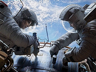 Gravity Soars as One of Year's Best Films: PEOPLE Review