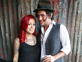 Jackson Rathbone Marries Sheila Hafsadi | Jackson Rathbone