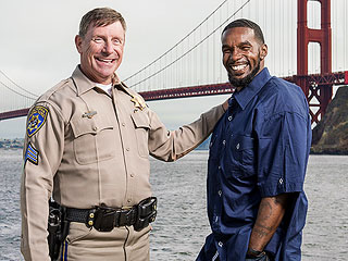 Heroes Among Us: California Highway Patrol Officer Stops Suicides on the Golden Gate Bridge