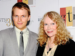 Mia Farrow: Son Ronan 'Possibly' Fathered by Frank Sinatra (& Not Woody Allen)