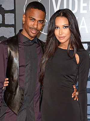 Naya Rivera Engaged to Rapper Big Sean