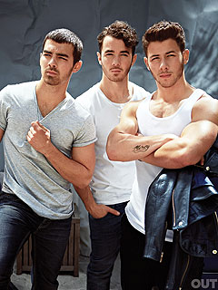 Jonas Brothers Sound Off on Miley Cyrus and Gay Rumors | Jonas Brothers, Joe Jonas, Jonas Brothers, Kevin Jonas, Nick Jonas