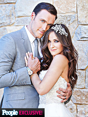 Owain Yeoman Marries Gigi Yallouz