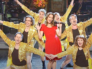 In Case You Missed It: Tina Fey's Funniest SNL Moments