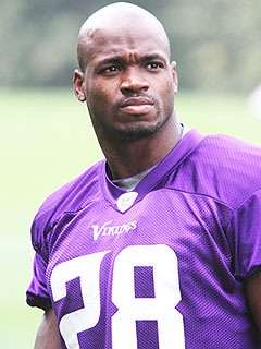 Adrian Peterson's Toddler Dies After Alleged Beating by Another Man