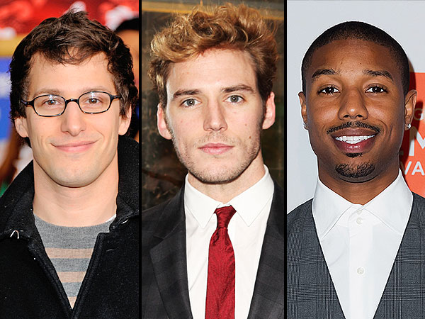 PEOPLE's Ones to Watch: Andy Samberg, Sam Claflin & More Top This Year's List