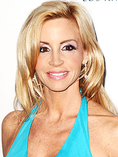 Camille Grammer Treated for Endometrial Cancer