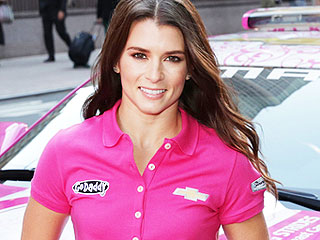 Danica Patrick Is a 'Little Nervous' About Co-Hosting the American Country A