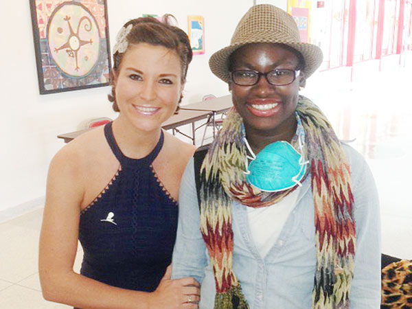 Diem Brown Shares a Fellow Cancer Survivor's Inspirational Journey| Celebrity Blog, Health, Diem Brown