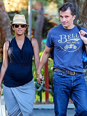 Halle Berry and Olivier Martinez Are Keeping Their New Baby's Name a Secret – for Now
