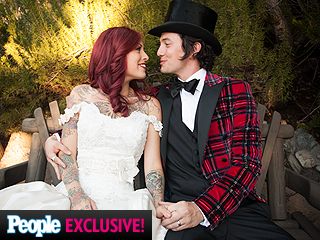 Go Inside Jackson Rathbone's Wedding