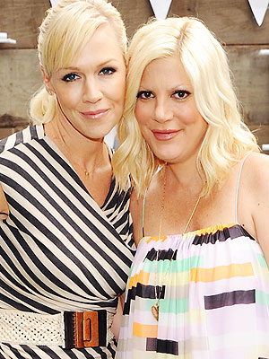 Tori Spelling and Jennie Garth Teaming Up for New TV Series