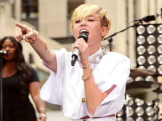 Miley Cyrus: 'I'm the Happiest I've Ever Been'