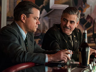 Check Out the Trailer: George Clooney Directs, Stars in The Monuments Men