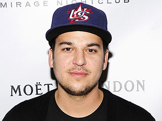 Huh? Rob Kardashian Says Kris and Bruce Couldn't Be Happier Separating