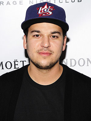 Rob Kardashian: 'No Bad Blood' Between Kris and Bruce Jenner