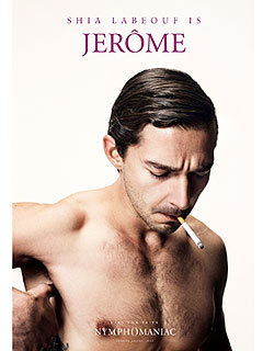 Shia LaBeouf, Uma Thurman and Christian Slater Get Naked In Movie Posters