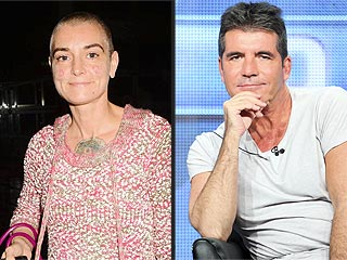 Sinéad O'Connor Blasts Simon Cowell for 'Murdering' Music