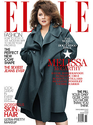 Melissa McCarthy to Jay Leno: Controversial Elle Cover Was Meant to Evoke 'Walk of Shame'| The Tonight Show, Jay Leno, Melissa McCarthy