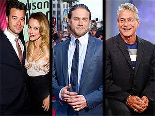 Charlie Hunnam's Fifty Shades Freed – But Who Tied the Knot this Weekend? | Charlie Hunnam, Greg Louganis, Lauren Conrad