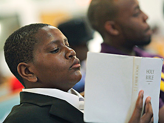 Orphan, 15, Goes to Church to Find Someone to Adopt Him
