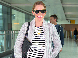 Emily Blunt Celebrates Her Baby Shower | Emily Blunt